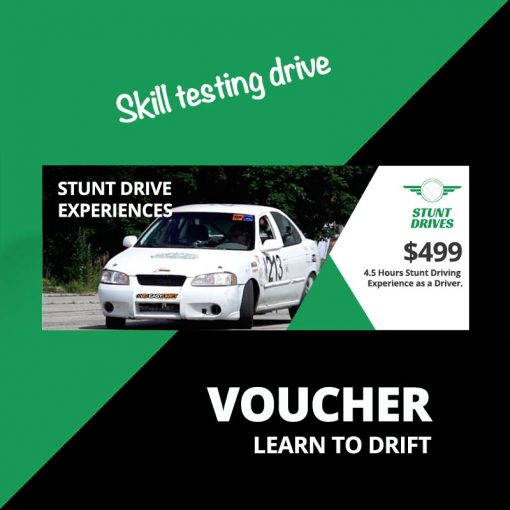 Voucher Learn to Drift