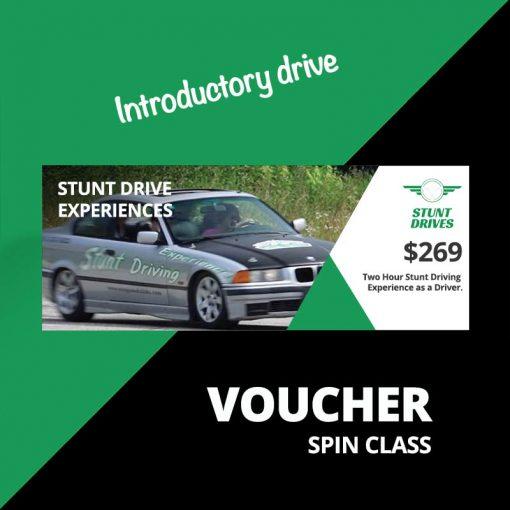 Voucher Spin Class