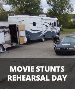 Movie Stunts Rehearsal Day