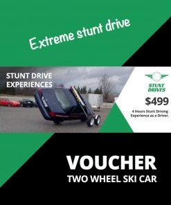 Ski Car Voucher