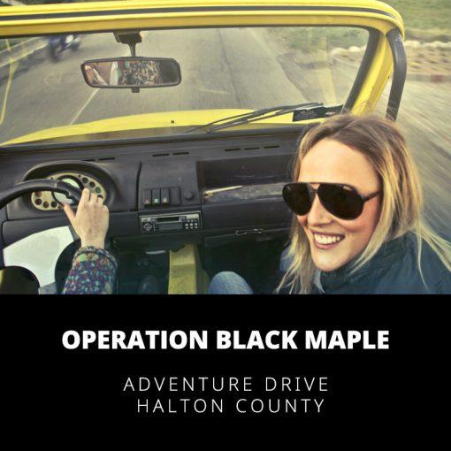 Operation Black Maple Halton