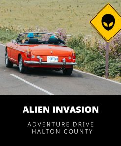 Alien Invasion - Halton County
